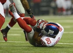 Les Giants incapables de marquer ce week-end