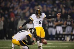 Suisham donne la victoire au Steelers
