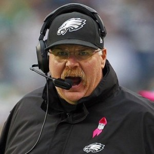 Andy Reid quitte les Eagles