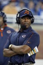 Lovie Smith, ex-coach des Bears