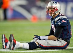 Tom Brady, impuissant