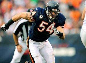Brian Urlacher (Chicago Bears)