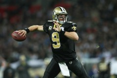 4. Drew Brees (New Orléans Saints) : 422/670 (63%) - 5117 yards (323.6/match) - 43 TD - 19 INT - 96.3 rating