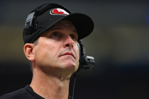 Jim Harbaugh, 49 ans
