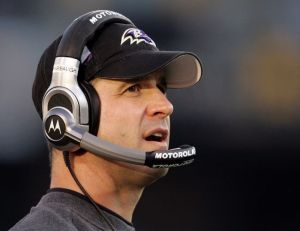 John Harbaugh, 50 ans