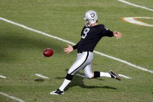 Shane Lechler (Oakland Raiders)