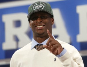 Geno Smith, drafté par les NY Jets, se voit déjà en playoffs