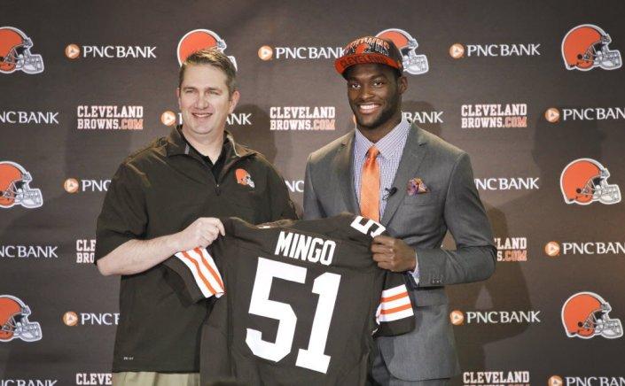 Barkevious Mingo, 6ème choix de la Draft 2013