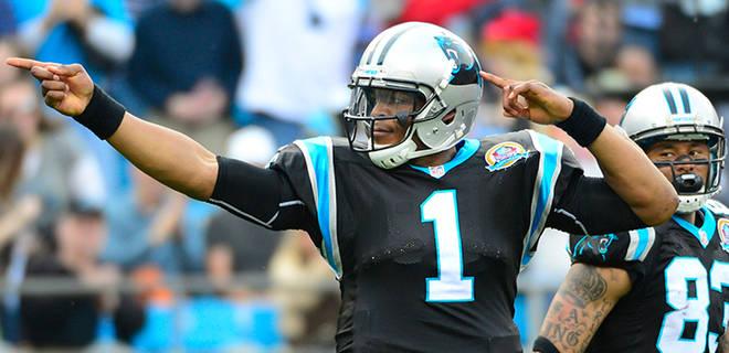 Cam Newton doit porter l'attaque des Panthers