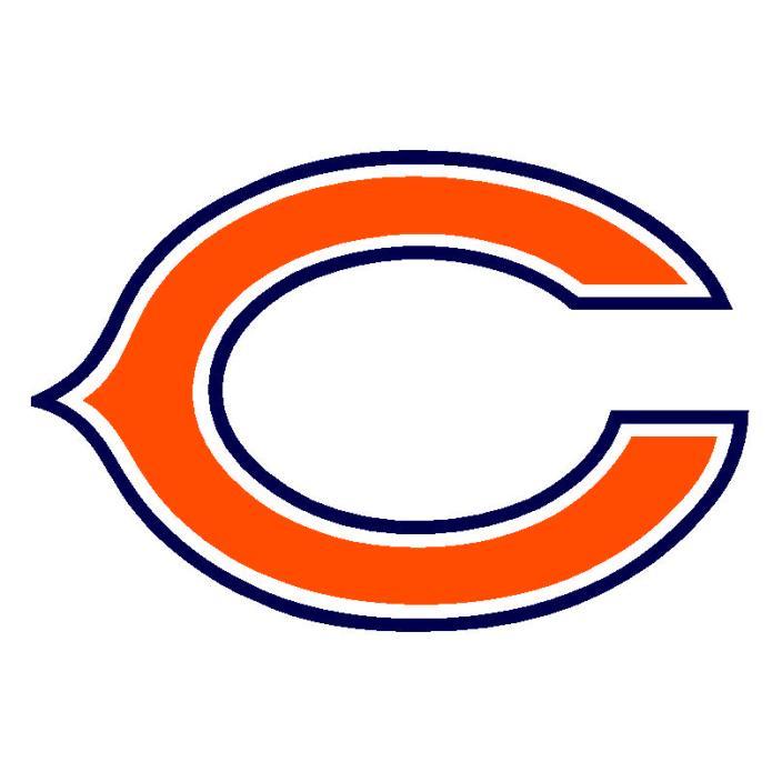 chicago bears 293 logo