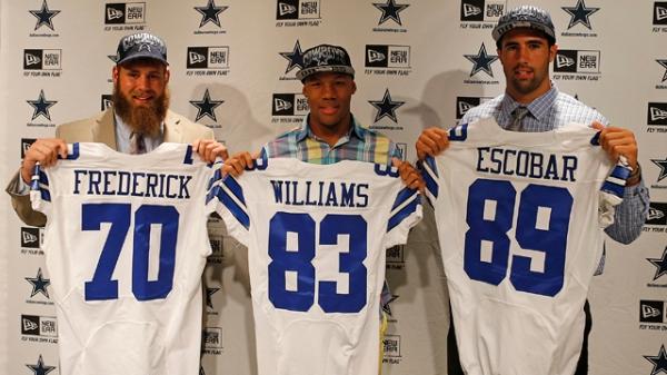 Les choix des Cowboys lors de la Draft 2013