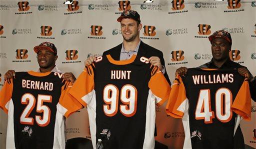 Une belle Draft 2013 pour Cincinnati