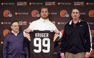 Paul Kruger signe à Cleveland pour 5 ans et 40 millions de dollars