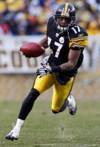 Les Steelers perdent leur meilleur receveur, Mike Wallace