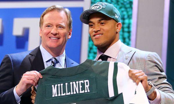 Dee Milliner, premier choix des Jets lors de la Draft 2013