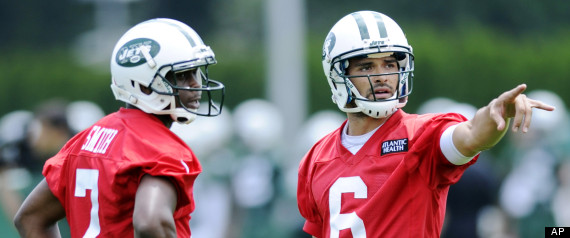Geno Smith ou Mark Sanchez, qui sera le QB des Jets ?