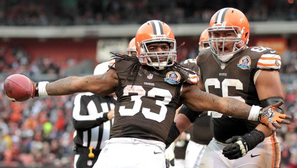 Trent Richardson peut devenir la star offensive des Browns