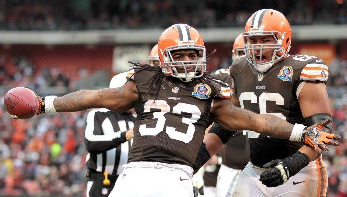 Trent Richardson peut devenir la star offensive des Browns