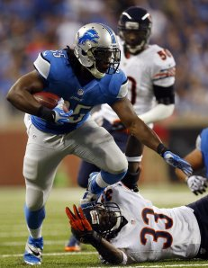 Detroit remporte le duel de la NFC North contre Chicago