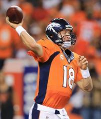 Peyton Manning, 462 yards - 7 TD