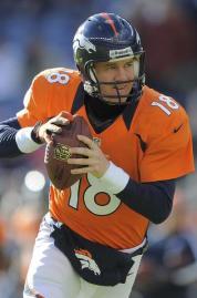 Début de saison de calibre MVP pour Peyton Manning