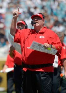 Andy Reid a rapidement imposé son style à Kansas City