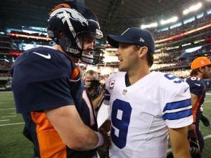 Duel de haut vol entre Romo et Manning