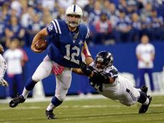 Nouveau comeback et victoire de prestige pour Andrew Luck et les Colts