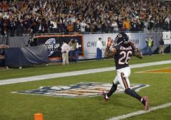 3 interceptions pour les Bears dont 2 de Tim Jennings