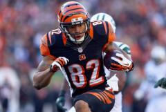 Marvin Jones attrape 4 des 5 TD d'Andy Dalton