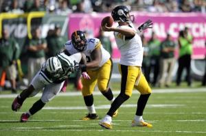 """1ère victoire pour """"Big Ben"""" et les Steelers"""