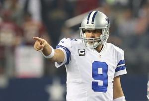 Tony Romo et les Cowboys, seuls en tête de la NFC East