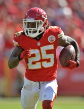 2 touchdowns pour Jamaal Charles ce week-end