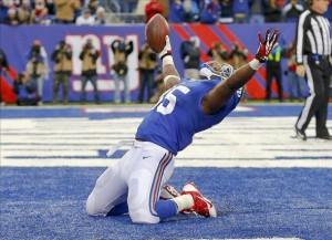 Andre Brown et les Giants se relancent avec une troisième victoire de rang