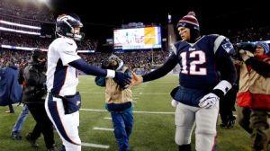 Tom Brady a de nouveau pris le dessus sur Peyton Manning