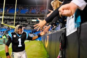 Une victoire signée Cam Newton