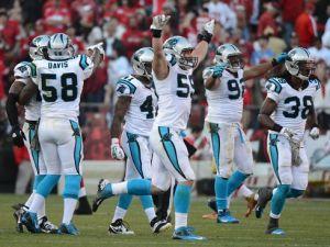 Les Panthers ont remporté la bataille défensive face aux 49ers