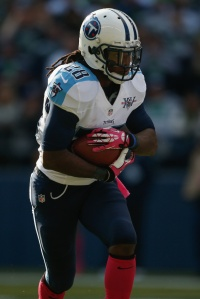 On a retrouvé Chris Johnson face aux Rams