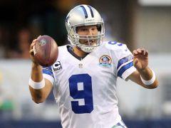 Gros début de saison de Tony Romo