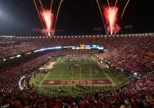 Les 49ers se sont offerts une dernière victoire au Candlestick