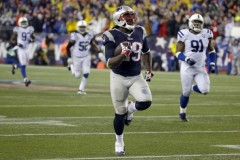 166 yards, 4 TD : record de franchise pour Blount