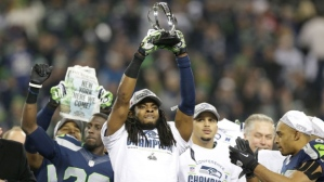Sherman et les Hawks sont au Super Bowl