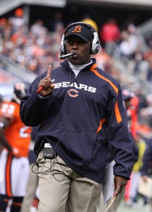 Lovie Smith, nouveau coach des Bucs