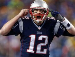 Brady, seul joueur de l'histoire avec 6000+ yards en playoffs