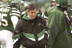 Pete Carroll, coach des New-York Jets en 1994 (photo : nydaily)
