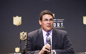 Ron Rivera, coach de l'année (photo : cbssports)