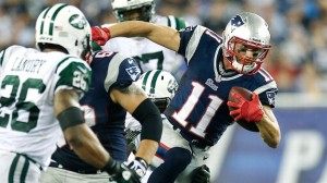 Tom Brady pourra encore compter sur Julian Edelman en 2014