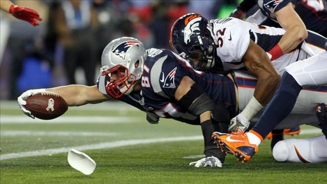 La rivalité Broncos vs Patriots sort également gagnante