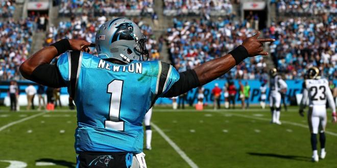 A qui Cam Newton va lancer la balle en 2014 ?