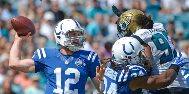 Andrew Luck (photo : Indy Sports Report)